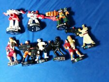 Lots of 9 Star Wars / Transformers Attacktix Battle Game Action Figures