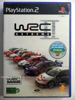 jeu WRC II EXTREME pour playstation 2 PS2 francais course voiture rally COMPLET