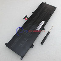 ASUS battery VivoBook S200E X202E X201E ,C21-X202 ,7.4V 4400mAh ,New