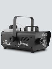 NEW Chauvet Hurricane 1000 Smoke Machine Fog Compact 740w DJ Club Pub