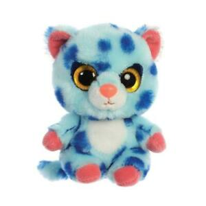 "AURORA Yoohoo & Friends Plush Toy 5"" -  Spotee Cheetah - 61095 - New"