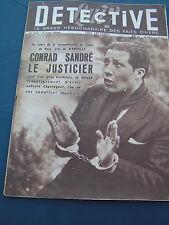 Détective 1949 149 DOUR CISSAC éTRICOURT MANANCOURT LE ROVE CISSAC HAVRE