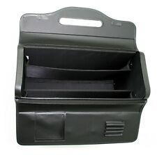 Pilotenkoffer Aktenkoffer Dokumenten Koffer 49 cm groß Schwarz bei Bowatex