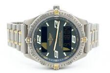 Breitling Aerospace F65362 Chronograph Chronometre Titanium Men's Quartz Watch
