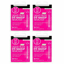 2 x MODEL CO PK24 LIQUID BUDS EYE MAKEUP REMOVER -