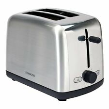 Kenwood 2-Slice Toaster In Brushed Stainless Steel, 900 W - TTM440