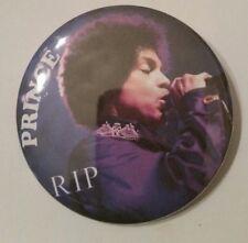 "PRINCE ""RIP"" MUSICIAN MEMORIAL BUTTONS- MEMORABILIA-NEW!!"