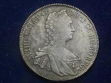 1/2 Taler 1760 Wien  Maria Theresia  RDR  W/16/851