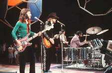 OLD MUSIC PHOTO James Gang Perform On Top Of The Pops Joe Walsh etc 1