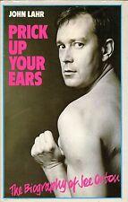 """JOHN LAHR - JOE ORTON BIOGRAPHY """"PRICK UP YOUR EARS"""" -  ALLEN LANE HB/DW (1978)"""