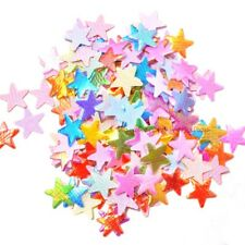 500Pcs Mixed AB Star Patches/Applique for Craft/Clothes Scrapbooks Accessories
