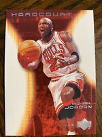 2003-04 Upper Deck Hardcourt MICHAEL JORDAN Base #9 Chicago Bulls