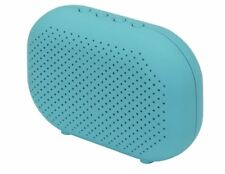 Alba Rechargeable Mini Speaker Bluetooth Wireless Blue iPhone Smart Phone