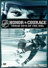 NHL: Honor & Courage - Tough Guys of the NHL (DVD,2006)