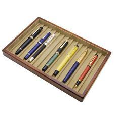 Toyooka Craft Fountain Pen Ballpoint pen Tray 1 tray for 15 bottles Made Japan