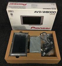 Pioneer AVD-W8000 8 INCH WIDE SCREEN