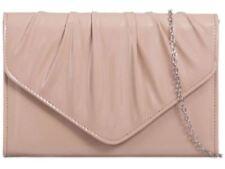 Bolsos de mujer de color principal plata de piel