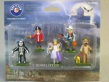 Lionel Trick Or Treat People Pack figures dudes halloween walking dead 6-24265