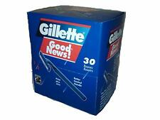 Gillette Good News 30 Disposable Razors / Rasoirs Twin Blades
