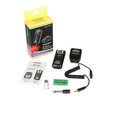 YONGNUO RF602 RF-602 Wireless Remote Flash Trigger Receiver for Nikon Camea DSLR