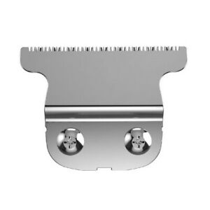 Stainless Steel Extreme Precision Replacement Detachable T-Blade for Select Wahl