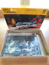 TESTORS MRCA TORNADO MODEL AIRPLANE KIT NIB # 872 HOBBY MONOGRAM FUGIMI