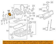 GM OEM Engine Parts-Magnet 12589784