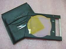 Kobold Projector Schott Tempex 511 Yellow-Gold Optical Window filter 5'' x 5''