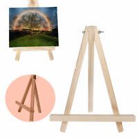 Mini Wood Table Top Painting Easel Display Wedding| Portable Small Drawing Art