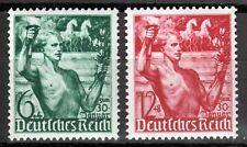 DR 660-61 **, 5 Jahrestag der Machtergreifung, 6 Pf. Zahnfehler