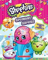 Shopkins Supermarket Surprise by Scholastic (Paperback) FREE shipping $35
