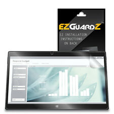 2X EZguardz Clear Screen Protector 2X For Dell Latitude 12 7000 Series 7275
