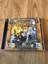 Escape From Monkey Island PC Game Nice Disks ST1