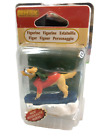 New Lemax Figurines Snowboarding Dog # 42222 Polyresin NEW 2018