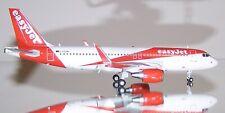 Airbus 320 Winglets der EASY JET reg. (G-EZOM) von JC Wings 1:200 neu & OVP A320