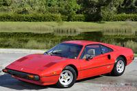 1977 Ferrari 308 GTB! Classiche Certified! Best Of The Best!