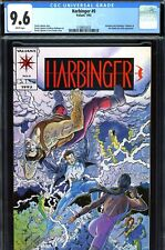 Harbinger #0 CGC GRADED 9.6 - second highest graded - included w/trade paperback