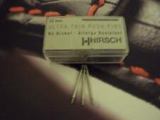 Hirsch ** 2 X 22MM HIRSCH STAINLESS STEEL SPRING BARS **
