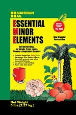 Essential Minor Elements Dry Nutritional - 1 Lb