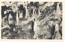RPPC OREGON CAVES Post Mark POSTAL HISTORY PHOTOGRAPH PHOTO Post Card