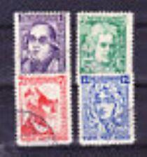 Nederland Netherlands 220-223  Kinderzegels  1928  gestempeld
