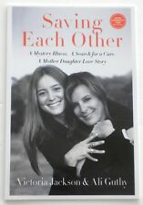 New  Saving Each Other Victoria Jackson & Ali Guthy  Uncorrected Chapter Sampler