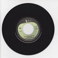 "jOHN LENNON & YOKO PLASTIC ONO BAND The HARLEM COMMUNITY CHOIR Beatles 45T 7"""