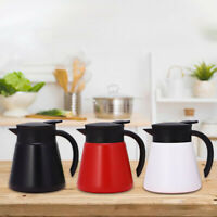 600ML Stainless Steel Insulation Thermos Pot Vacuum Cup Coffee Water Bottle Mug