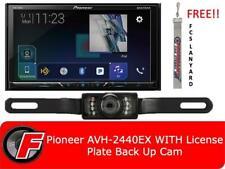 "Pioneer Avh-2440Nex 7"" Apple CarPlay, Android Auto Radio With License Plate Came"