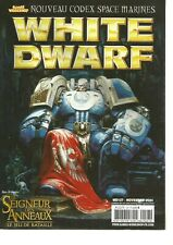 WHITE DWARF N°127 LES ANGES DE LA MORT / SPACE MARINES / BATAILLE PR MIDDENHEIM