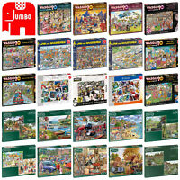 Jumbo Wasgij Falcon de-Luxe Disney 1000, 500, 200 Piece Jigsaw Puzzle Selection