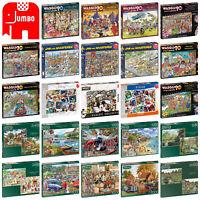 Jumbo Wasgij Falcon de-Luxe Disney 1000, 500, 200 Piece Jigsaw Puzzle Selection