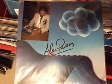 ALAN PARSONS hand signed record album autographed Beatles engineer
