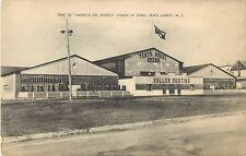 A View of the Perth Amboy Roller Skating Rink Arena, Perth Amboy NJ
